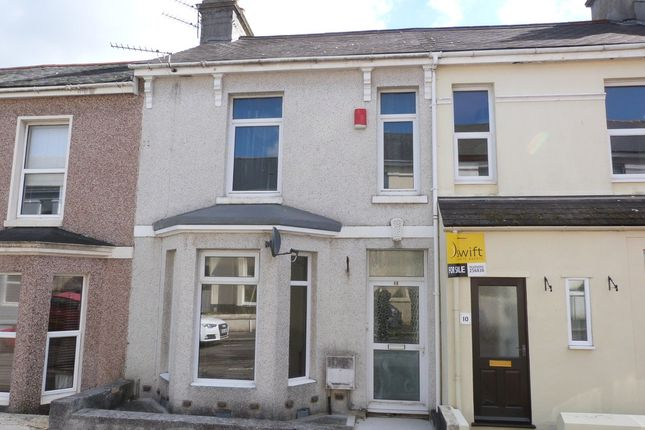 Thumbnail Terraced house for sale in Maida Vale Terrace, Mutley, Plymouth