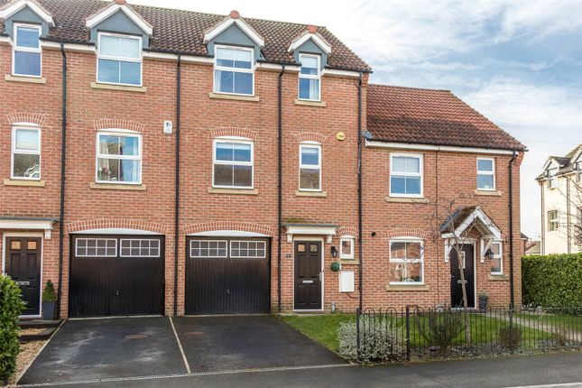 Thumbnail Terraced house for sale in Wells Drive, Hambleton, Selby