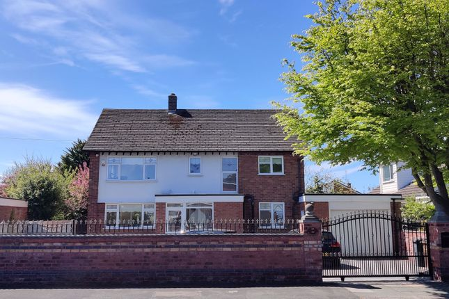 Thumbnail Detached house for sale in Nicholas Road, Liverpool