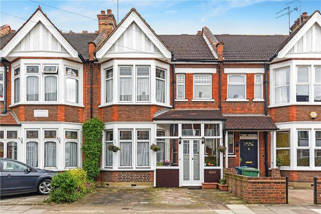 Thumbnail Terraced house for sale in Wellesley Road, Harrow, Middlesex