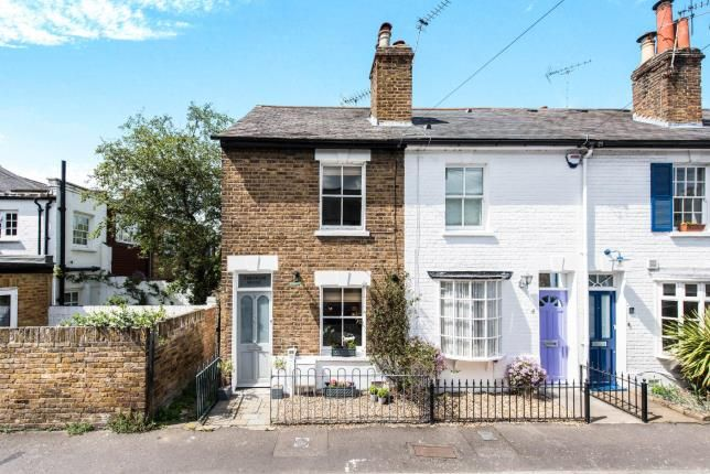 Thumbnail End terrace house for sale in Richmond, Surrey