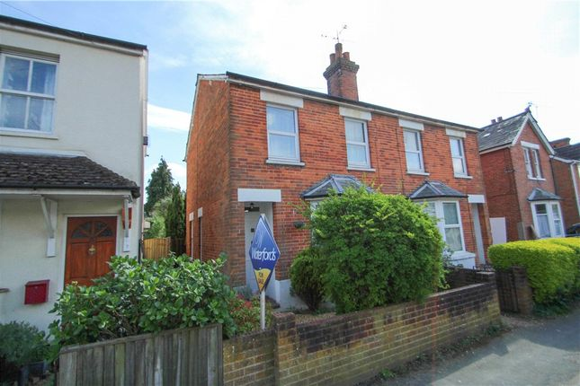 Thumbnail Semi-detached house for sale in Watchetts Road, Camberley, Surrey