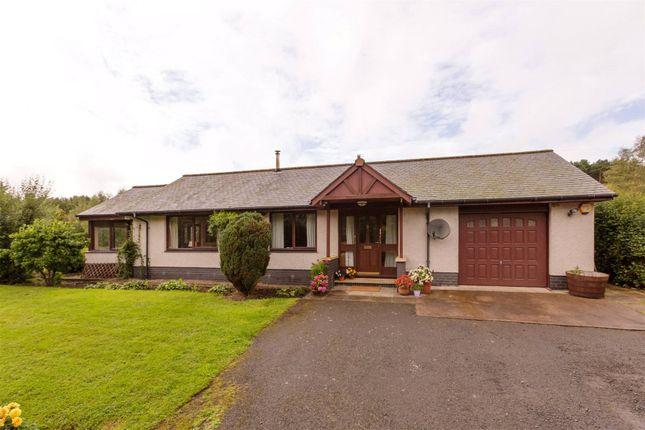 Thumbnail Bungalow for sale in Meadowspring, Waterheads, Peebles, Scottish Borders