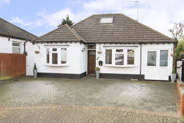 Thumbnail Detached bungalow for sale in Athol Close, Pinner