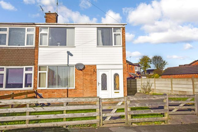 3 bed semi-detached house for sale in Riber Avenue, Somercotes, Alfreton, Derbyshire