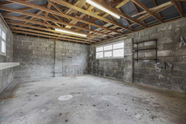 Double Garage of Lovacott, Newton Tracey, Barnstaple EX31