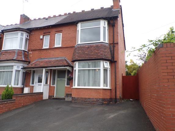 Thumbnail Semi-detached house for sale in Tennal Road, Harborne, Birmingham, West Midlands