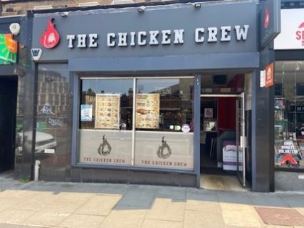 Restaurant/cafe to let in Dalry Road, Edinburgh