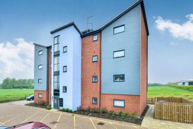 Thumbnail Flat to rent in Walton, Milton Keynes