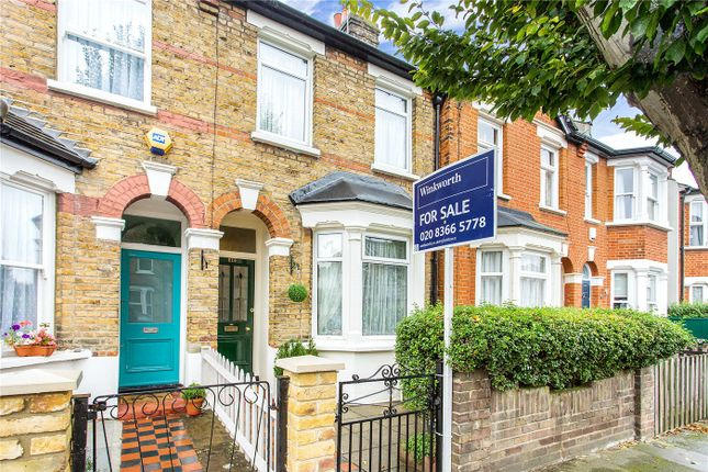 Thumbnail Terraced house for sale in Bertram Road, Enfield