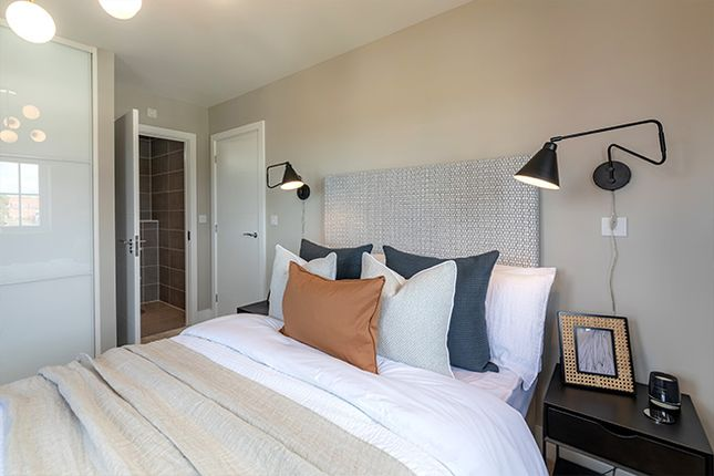 Bedroom of Plot 298 - The Farringdon, Crowthorne RG45