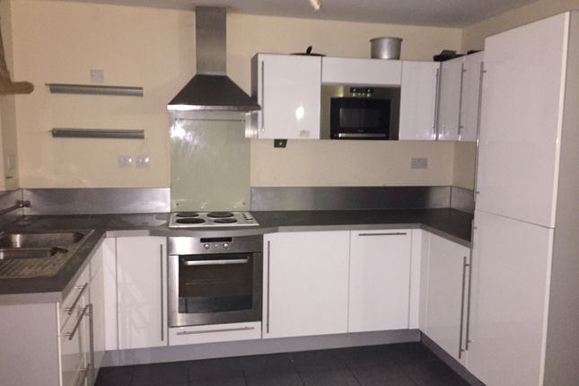Thumbnail Flat to rent in Axon Place, Ilford