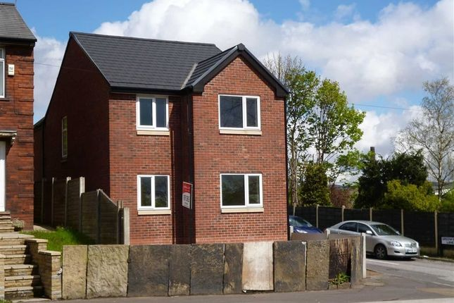 Thumbnail Detached house to rent in Greenfield Lane, Rochdale, Lancs