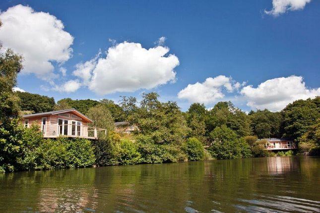 Thumbnail Property for sale in Waters Edge, Stonerush Lakes, Lanreath