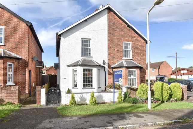 Thumbnail Semi-detached house for sale in Almond Road, Burnham, Slough