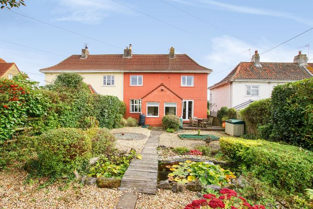 Semi-detached house for sale in Clevedon Road, Portishead, Bristol