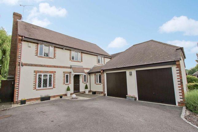 Thumbnail Detached house for sale in Portman Gardens, North Hillingdon