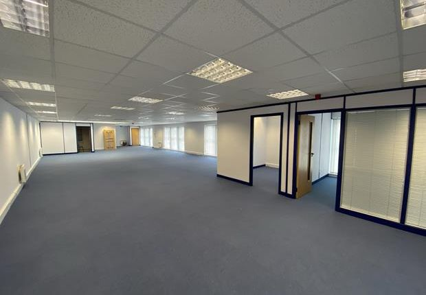 Thumbnail Office to let in First Floor Offices, Daniel Owen Centre, Mold