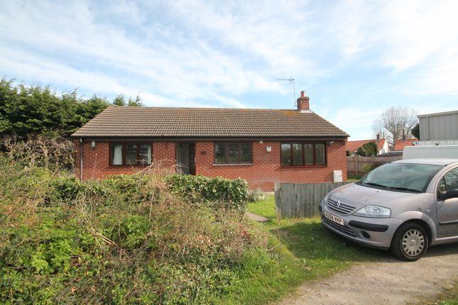 Thumbnail Detached bungalow to rent in Kirkley Run, Lowestoft