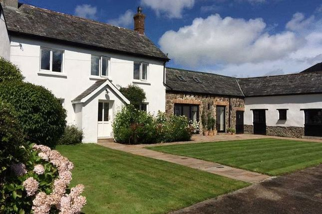 Thumbnail Property for sale in Pyworthy, Holsworthy