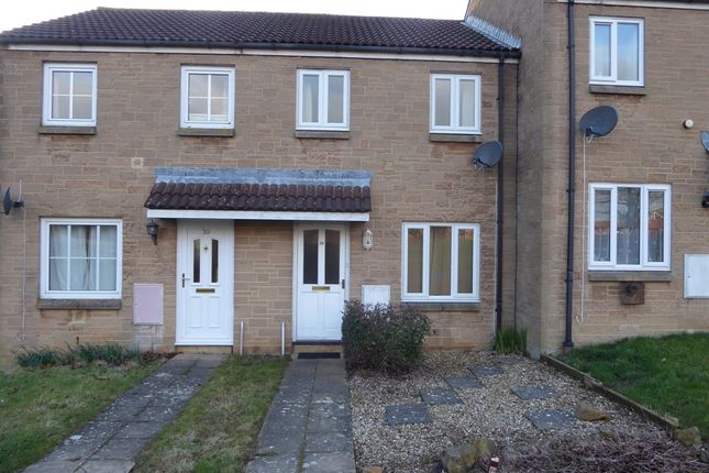 2 bed terraced house to rent in Pound Close, Yeovil