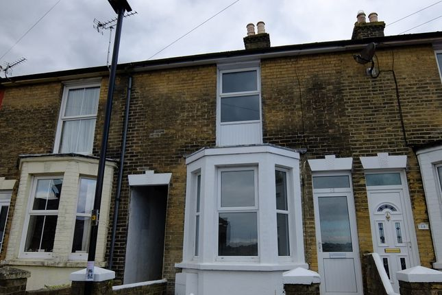 Thumbnail Terraced house to rent in Thetis Road, Cowes