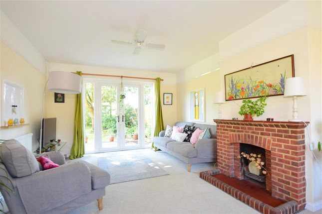 Thumbnail Detached house for sale in Hewitts Place, Willesborough, Ashford, Kent