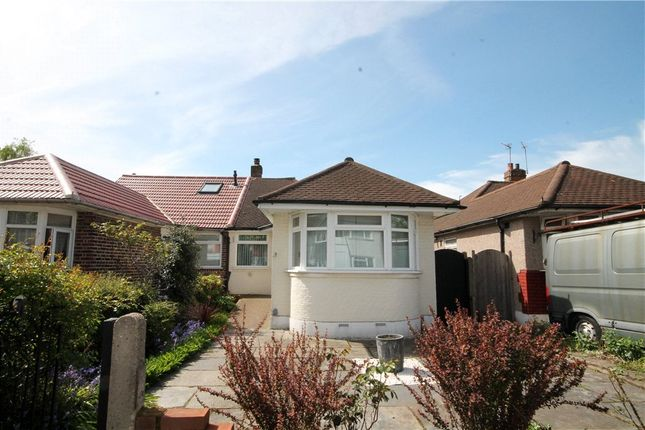 Thumbnail Semi-detached bungalow for sale in Brookfields Avenue, Mitcham