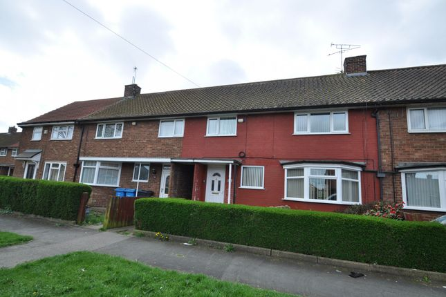 Thumbnail Terraced house for sale in Caledon Close, Hull, East Riding Of Yorkshire