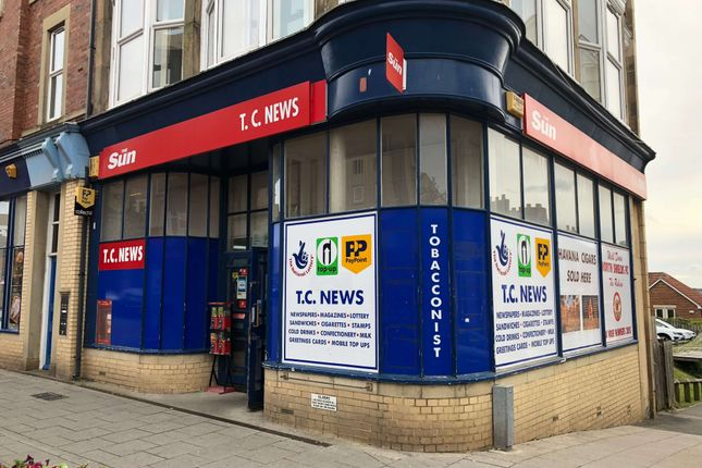 Thumbnail Retail premises for sale in Saville Street, North Shields