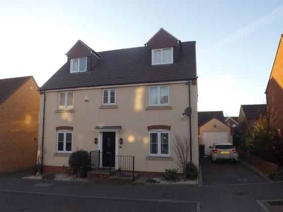 Thumbnail Detached house for sale in Yeovil, Somerset, United Kingdom
