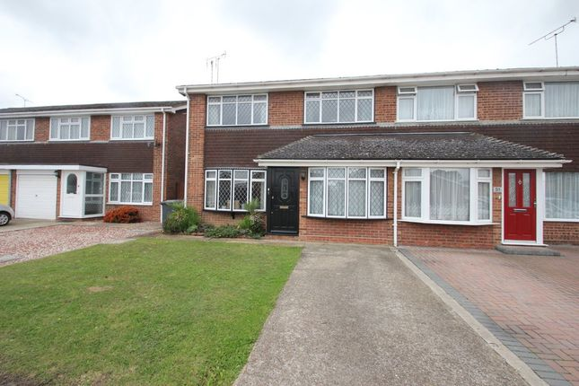 Thumbnail Semi-detached house for sale in Rectory Avenue, Ashingdon, Rochford