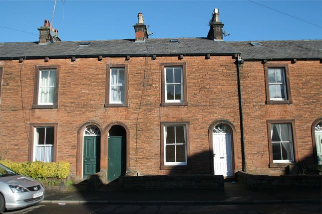 Terraced house to rent in 5 Wordsworth Terrace, Penrith, Cumbria