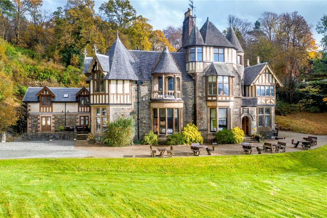 Thumbnail Detached house for sale in Knockderry House Hotel, Shore Road, Cove, Helensburgh