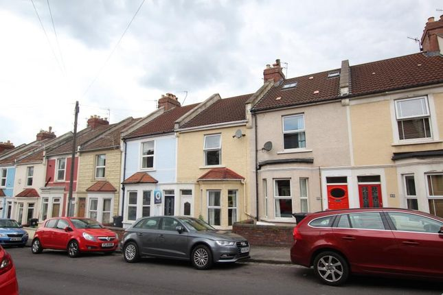 Thumbnail Terraced house to rent in Aubrey Road, Bedminster, Bristol