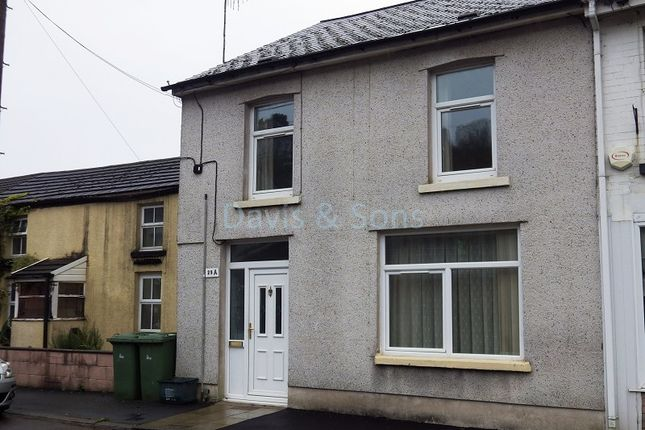 Thumbnail Terraced house to rent in High Street, Argoed, Blackwood, Caerphilly.