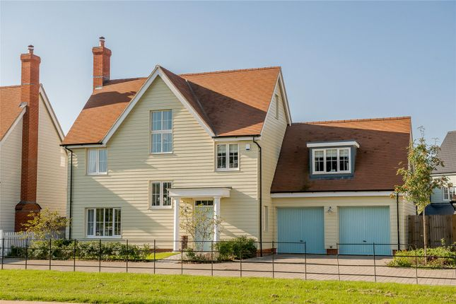 Thumbnail Detached house for sale in William Porter Close, Beaulieu Heath, Chelmsford