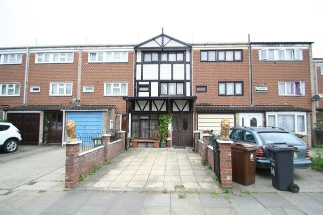Thumbnail Terraced house to rent in Westbury Road, London