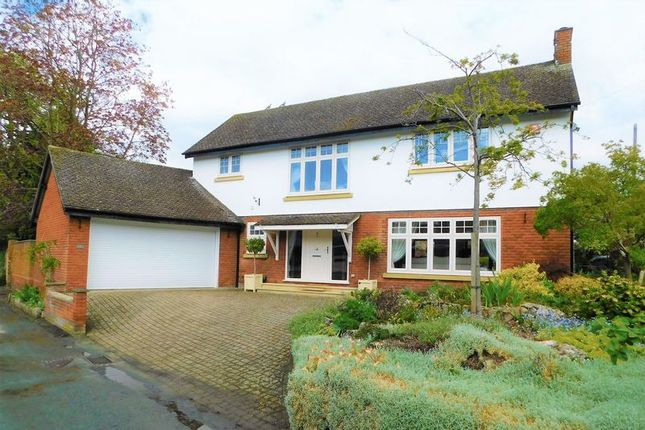 Thumbnail Detached house for sale in Newport Street, Brewood, Stafford