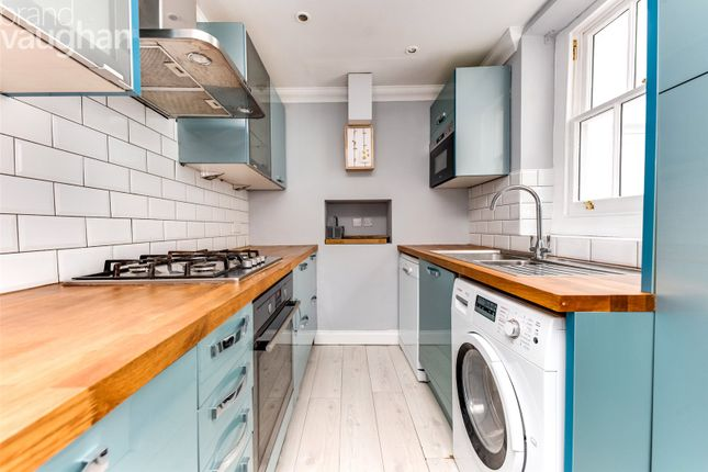 Kitchen of Sussex Square, Brighton, East Sussex BN2