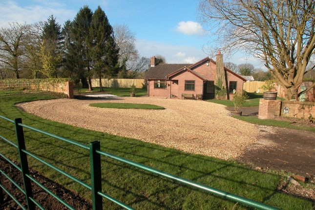 Thumbnail Detached bungalow for sale in Eastham Rake, Eastham, Wirral