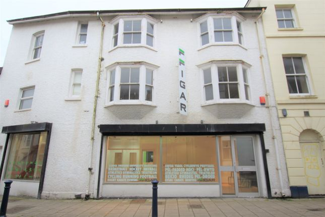 Thumbnail Retail premises to let in Portland Road, Aberystwyth
