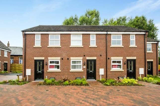 Thumbnail End terrace house for sale in Hayman's Corner, Mansfield Woodhouse, Nottinghamshire