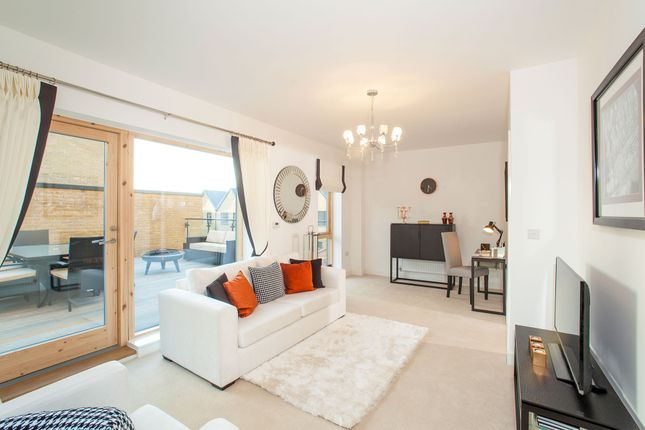 Thumbnail Detached house for sale in The Chase, Newhall, Harlow, Essex