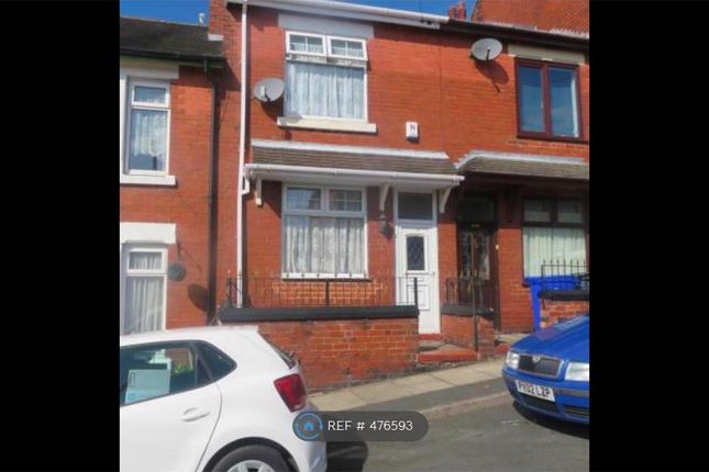 Thumbnail Terraced house to rent in Smith Street, Stoke-On-Trent
