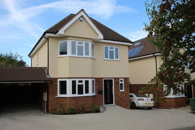 Thumbnail Detached house for sale in Colman Close, Epsom