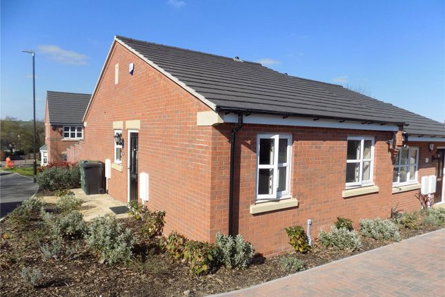 Thumbnail Bungalow for sale in Varley Close, Heanor, Derbyshire