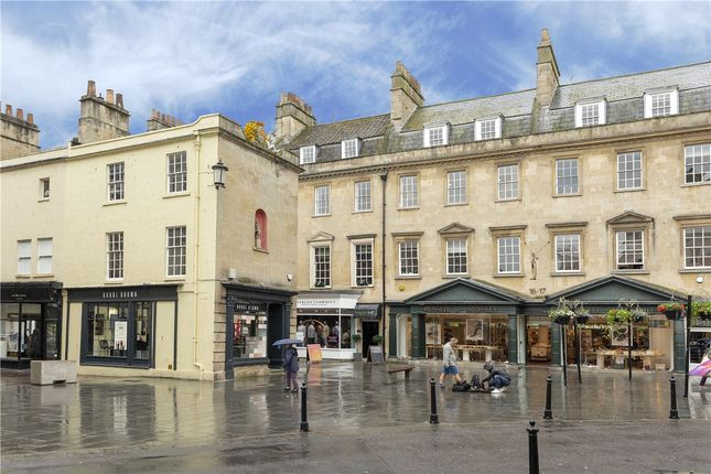 Thumbnail Terraced house to rent in Old Bond Street, Bath, Somerset