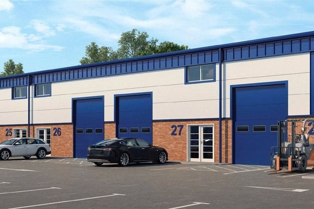 Thumbnail Light industrial to let in Unit 40, Glenmore Business Park, Challenger Way, Lufton, Yeovil