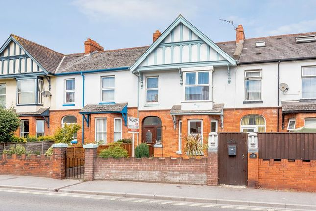 Thumbnail Terraced house for sale in Bitton Park Road, Teignmouth